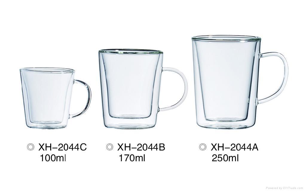 玻璃双层杯 1
