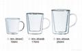 玻璃雙層杯 1