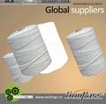 Twisted Ceramic Fiber Yarn With
