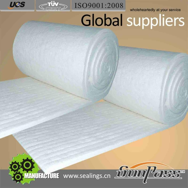 Alumina Silicate Ceramic Fiber Blanket 4