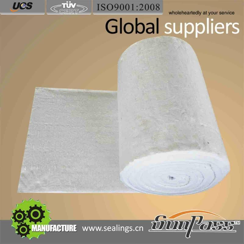 Alumina Silicate Ceramic Fiber Blanket 5