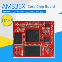 TI Industrial AM335X Computer on Moduleel Board