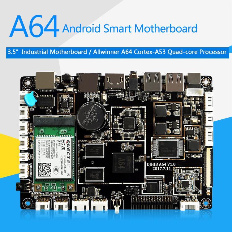 A64 LCD Control Board ARM 64bit Processor for Digital Signage Vending 3