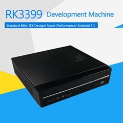 rk3399 Six-core Processor ARM Mini Android PC