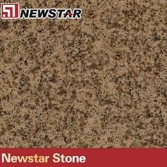 Newstar colorful quartz artificial stones
