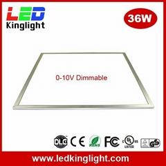 DLC/ETL LED panel light,