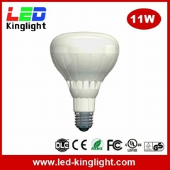 11W BR30 LED Flood Light Bulb, Dimmable, E26/E27 Base, UL list