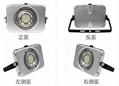 LED Floodlight, 10W, IP67 Waterproof, 2700-6500K option, Outdoor Application 4