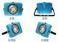 LED Floodlight, 10W, IP67 Waterproof, 2700-6500K option, Outdoor Application 6
