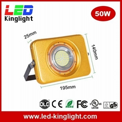 LED Floodlight Outdoor Light, 50W, IP67 Waterproof, 6000K, Outdoor Application (Hot Product - 1*)