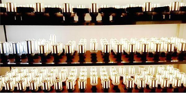 E39/E40 LED Corn Bulb Lights, 80W, Replacement CFL MH HPS Lamp, CE UL DLC  5