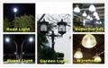 E39/E40 LED Corn Bulb Lights, 80W, Replacement CFL MH HPS Lamp, CE UL DLC  7