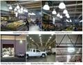E39/E40 LED Corn Bulb Lights, 80W, Replacement CFL MH HPS Lamp, CE UL DLC  8