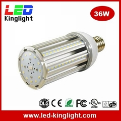 E27/E39/E40 LED Street Bulb Lights, 36W, 360 Angle, Replacement CFL, HPS, MH