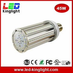 E27/E39/E40 LED Street Bulb Lights, 45W, 360 Angle, Replacement CFL, HPS, MH