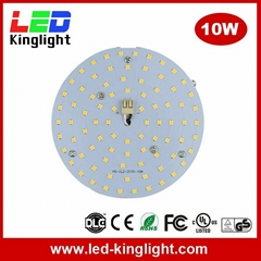10W Ceiling Light LED PCB Module, Magnet Installation, AC230V, 2700-6500K