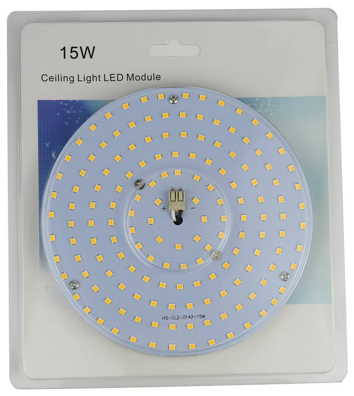 15W LED Ceiling Light Module, Magnet Installation, AC230V, 2700-6500K 6
