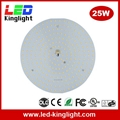 25W Round LED Module for Ceiling Light,