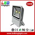 100W LED Projector Lights, IP65