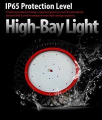 200W UFO High Bay LED Li