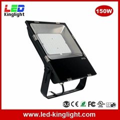 150w LED floodlight 130lm/W 5 years warranty