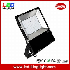 200W LED floodlight, outdoor IP65 waterproof light, high lumen output 130lm/W