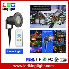 IP65 Waterproof Green and Red Outdoor Laser Light for holiday Graden party Weddi