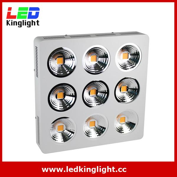 back of grow light led