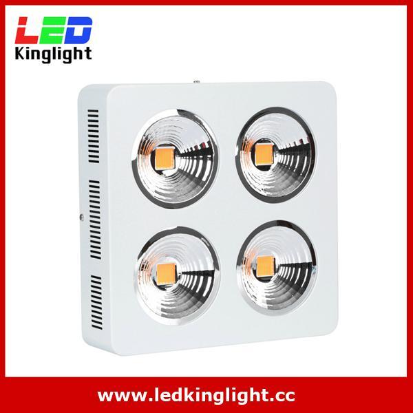 full spectrum 4x200w cob ac85 265v 800 watt led grow light. Black Bedroom Furniture Sets. Home Design Ideas