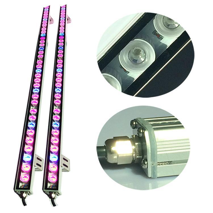 High brightness IP65 waterproof led grow light bar for all indoor plants 4