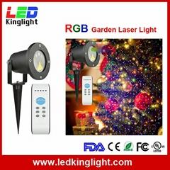 IP65 Waterproof Led Christmas Lights Laser Star Projector Lamp