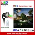 Laser Garden Light, Red & Green Outdoor Laser Light, Starry Shower