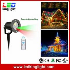 Christmas Decorative RGB Laser Light IP65 Outdoor Application CE FDA FCC (Hot Product - 1*)