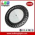 DLC/ETL 200W UFO High Bay LED Light,