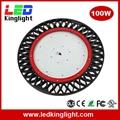 DLC/ETL 100W UFO LED High Bay Light,