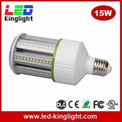 15W E27 corn led bulb light, 100lm/W,
