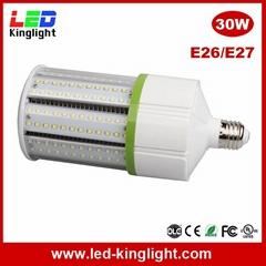 30w LED corn light, IP64, AC100-277V,