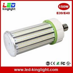 Factory supply E40 base LED corn bulb light retrofit lamp AC100-277V DLC UL list