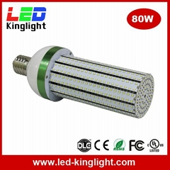 E39/E40 LED Corn Bulb Lights, 80W, Replacement CFL MH HPS Lamp, CE UL DLC