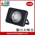 LED Floodlight Projector Light, 100W,