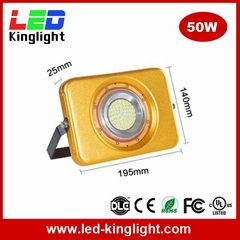 LED Floodlight Outdoor Light, 50W, IP67 Waterproof, 6000K, Outdoor Application