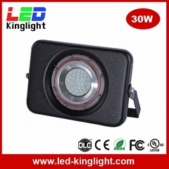 LED Floodlight Outdoor Light, 30W, IP67 Waterproof, 6000K, Outdoor Application