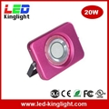 LED Outdoor Light Floodlight, 20W, IP67 Waterproof, 6000K, Outdoor Application