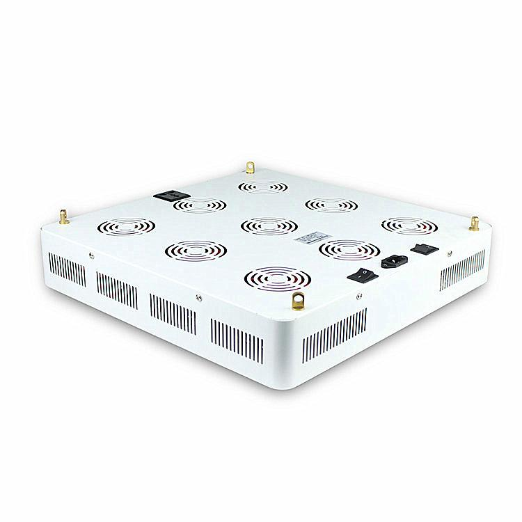9x200W CREE Chip Full Spectrum LED Plant Grow Light for Greenhouse 4