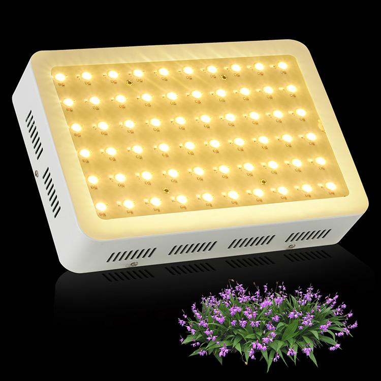 Full Spectrum 60x5W COB CREE Chip Grow tent complete kit with led light 8