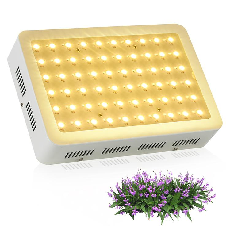 Full Spectrum 60x5W COB CREE Chip Grow tent complete kit with led light 9