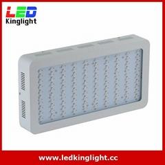 Super brightness Full Spectrum COB Iron Box 400w led grow light for Hydroponic