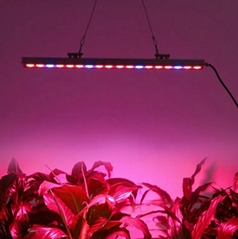 36x3W 115cm 4ft Red Blue IP65 Waterproof t8 full spectrum led grow light