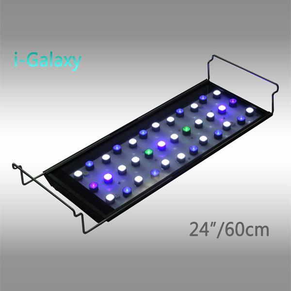 Aquarium decorations LED light 2