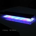 Aquarium supplies LED light 3